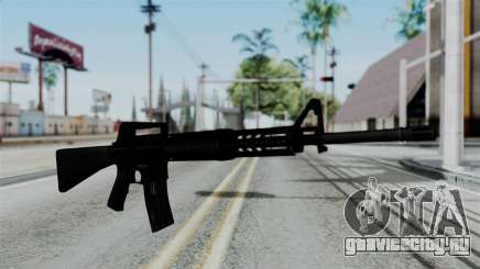 No More Room in Hell - M16A4 Carryhandle для GTA San Andreas