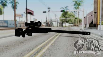 TAC-300 Sniper Rifle v2 для GTA San Andreas