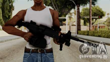 IMI Negev NG-7 Stanag Magazine для GTA San Andreas