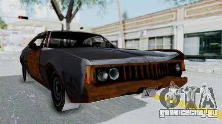 Updated-Clover для GTA San Andreas