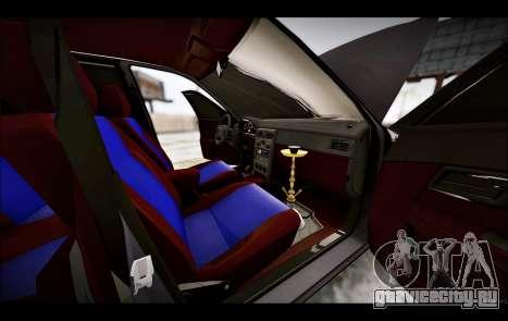 Lada Priora Bpan Version для GTA San Andreas вид сбоку