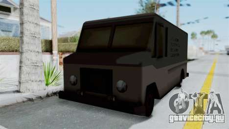Boxville from Manhunt для GTA San Andreas