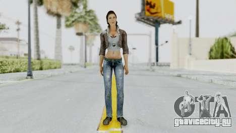 Half Life 2 - Alyx FakeFactory Model для GTA San Andreas второй скриншот