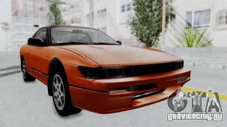 Nissan Sileighty - Stock для GTA San Andreas