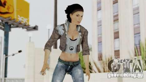 Half Life 2 - Alyx FakeFactory Model для GTA San Andreas