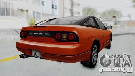 Nissan Sileighty - Stock для GTA San Andreas вид слева
