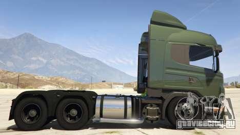 Scania R440 для GTA 5