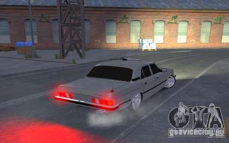 ГАЗ 3102 для GTA 4 вид справа