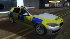 Джерси полицейского BMW 530d туринг