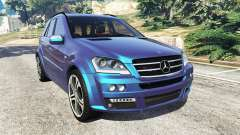 Mercedes-Benz ML63 (W164) Brabus 2009