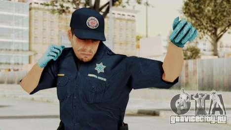 GTA 5 Paramedic LV для GTA San Andreas