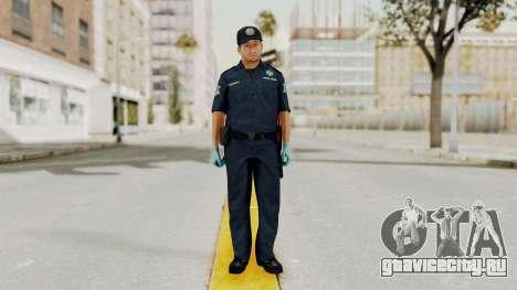 GTA 5 Paramedic LV для GTA San Andreas второй скриншот