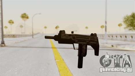 Liberty City Stories Uzi для GTA San Andreas второй скриншот