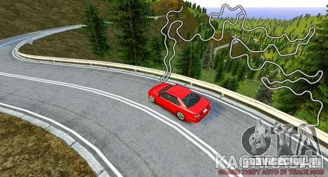 Kagarasan Трек для GTA 4