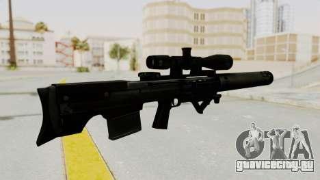 VKS Sniper Rifle для GTA San Andreas второй скриншот