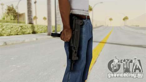 Liberty City Stories Uzi для GTA San Andreas