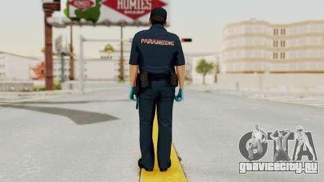 GTA 5 Paramedic LV для GTA San Andreas третий скриншот