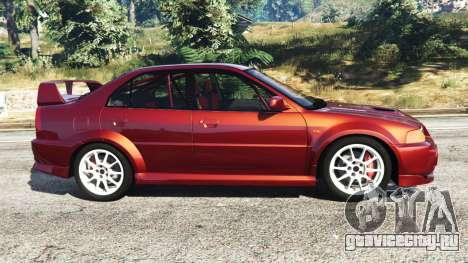 Mitsubishi Lancer GSR Evolution VI 1999 для GTA 5