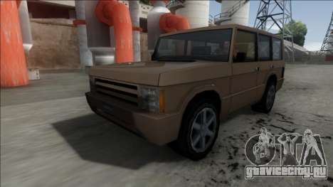 New Huntley для GTA San Andreas