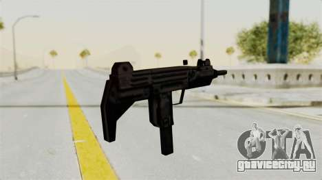 Liberty City Stories Uzi для GTA San Andreas третий скриншот