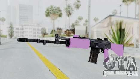 IOFB INSAS Light Pink для GTA San Andreas