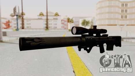 VKS Sniper Rifle для GTA San Andreas