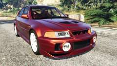 Mitsubishi Lancer GSR Evolution VI 1999