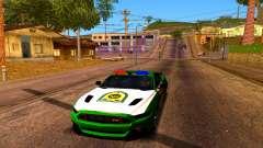 Ford Mustang Iranian Police для GTA San Andreas