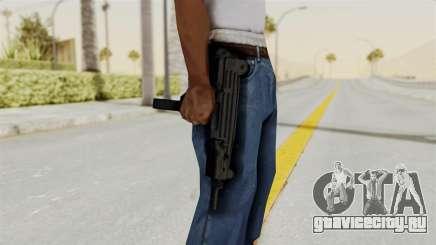 Liberty City Stories Uzi для GTA San Andreas
