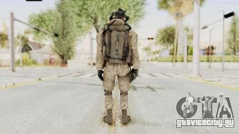 COD MW2 Shadow Company Soldier 2 для GTA San Andreas третий скриншот