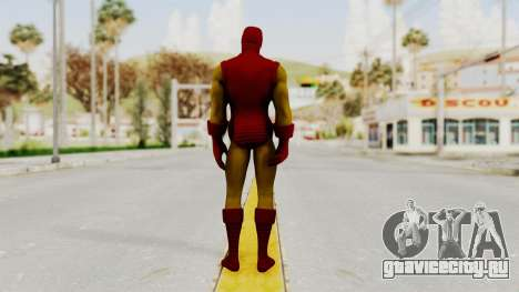 Marvel Heroes - Iron Man Classic для GTA San Andreas третий скриншот