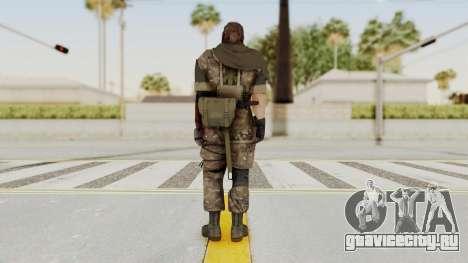 MGSV The Phantom Pain Venom Snake Sc No Patch v9 для GTA San Andreas третий скриншот