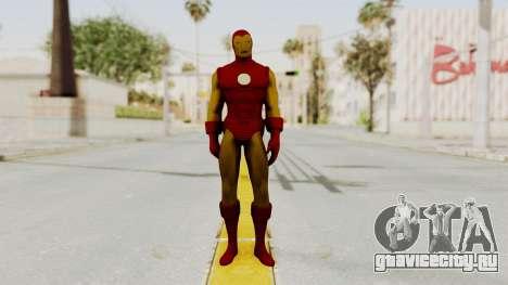 Marvel Heroes - Iron Man Classic для GTA San Andreas второй скриншот