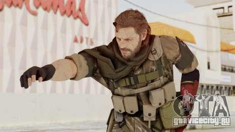 MGSV The Phantom Pain Venom Snake Sc No Patch v9 для GTA San Andreas