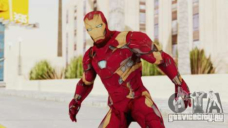 Iron Man Mark 46 для GTA San Andreas