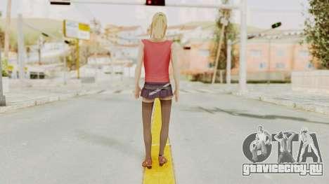 Millie Skin для GTA San Andreas третий скриншот
