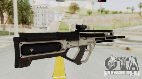 Integrated Munitions Rifle для GTA San Andreas второй скриншот