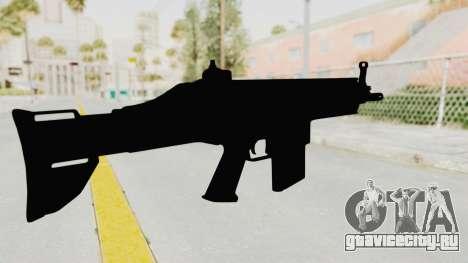 SCAR H для GTA San Andreas третий скриншот