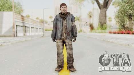 COD BO Reznov Vorkuta для GTA San Andreas второй скриншот