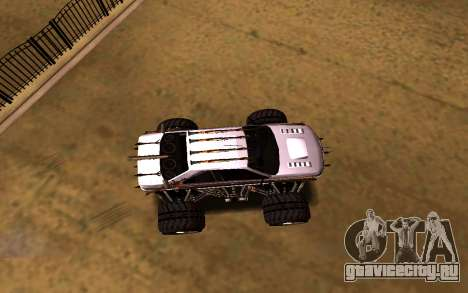Peugeot Persia Full Sport Monster для GTA San Andreas вид справа