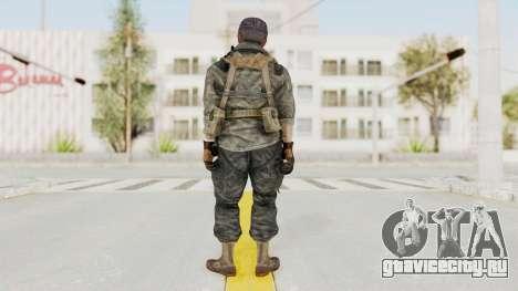 COD BO USA Soldier Ubase для GTA San Andreas третий скриншот