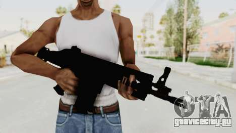 SCAR H для GTA San Andreas