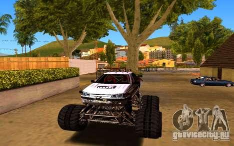 Peugeot Persia Full Sport Monster для GTA San Andreas