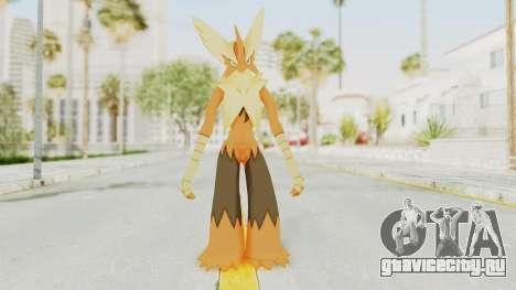 Mega Blaziken Shiny для GTA San Andreas второй скриншот