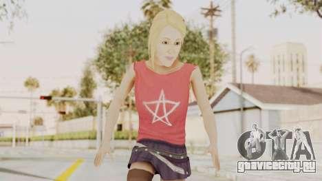 Millie Skin для GTA San Andreas