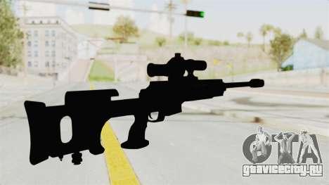 Longbow-DMR для GTA San Andreas третий скриншот