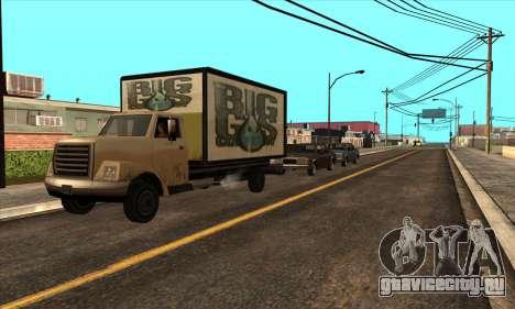 Обновленный трафик для GTA San Andreas