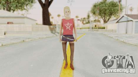 Millie Skin для GTA San Andreas второй скриншот