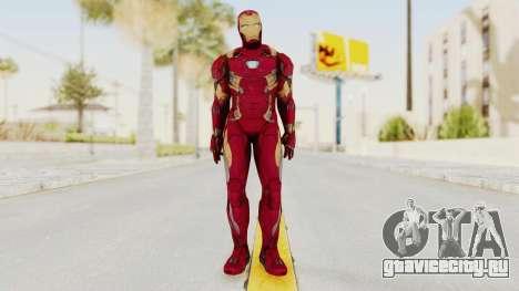 Iron Man Mark 46 для GTA San Andreas второй скриншот