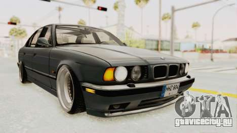 BMW M5 E34 USA для GTA San Andreas